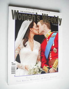The Australian Women's Weekly magazine (May 2011 - UK Edition - Souvenir Ed