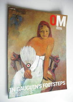 <!--2003-04-27-->The Observer magazine - In Gauguin's Footsteps cover (27 A
