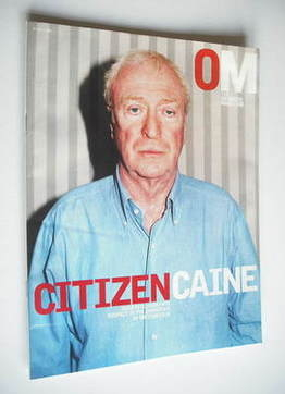 <!--2003-05-11-->The Observer magazine - Michael Caine cover (11 May 2003)