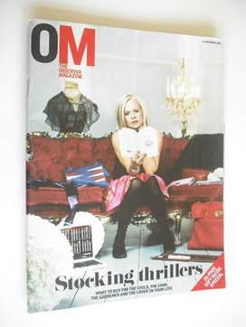 <!--2003-11-16-->The Observer magazine - Mariella Frostrup cover (16 Novemb