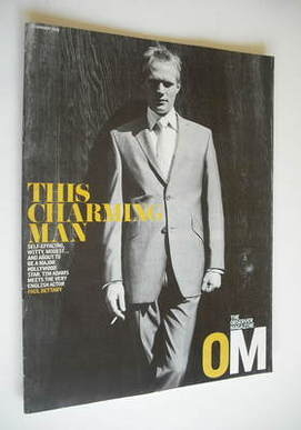 <!--2004-01-25-->The Observer magazine - Paul Bettany cover (25 January 200