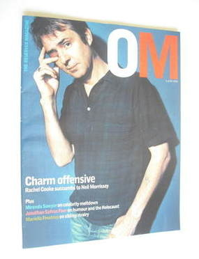 <!--2002-06-02-->The Observer magazine - Neil Morrissey cover (2 June 2002)