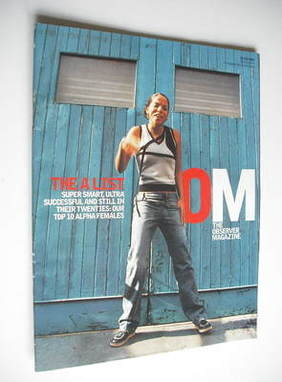 <!--2002-07-21-->The Observer magazine - Ms Dynamite cover (21 July 2002)