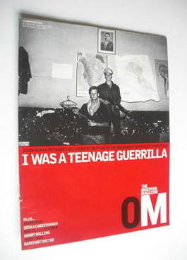 <!--2002-09-15-->The Observer magazine - I Was A Teenage Guerrilla cover (1