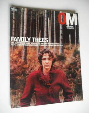 <!--2003-03-09-->The Observer magazine - Rebecca Miller cover (9 March 2003