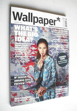 <!--2012-01-->Wallpaper magazine (Issue 154 - January 2012)