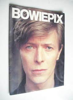 Bowiepix magazine - David Bowie (1983)