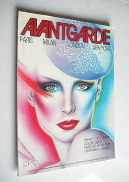 AvantGarde magazine (1983 - English Edition, No. 20)
