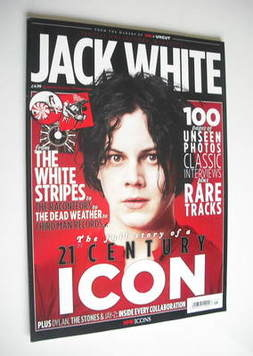 <!--2011-09-->NME Icons magazine - Jack White cover (Autumn 2011)