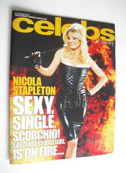 <!--2012-01-22-->Celebs magazine - Nicola Stapleton cover (22 January 2012)