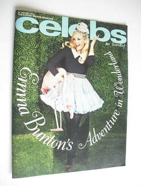 <!--2012-01-29-->Celebs magazine - Emma Bunton cover (29 January 2012)