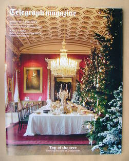 <!--2011-12-10-->Telegraph magazine - The Great Dining Room at Chatsworth H