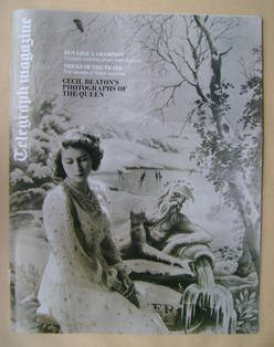 <!--2012-01-07-->Telegraph magazine - Princess Elizabeth cover (7 January 2