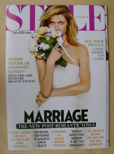 <!--2011-12-11-->Style magazine - Marriage cover (11 December 2011)