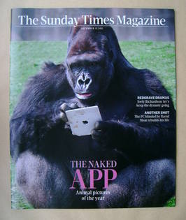 <!--2011-12-11-->The Sunday Times magazine - Animal Pictures Of The Year co