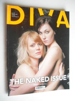 Diva magazine - The Naked Issue (December 2007 - Issue 139)