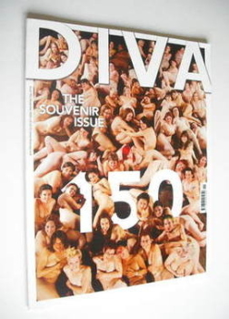 Diva magazine - 150th Issue (November 2008 - Issue 150)