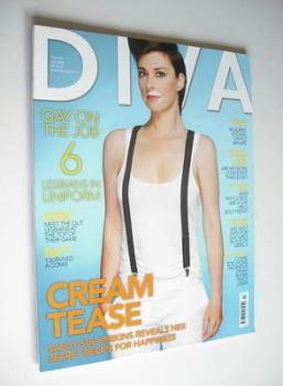 Diva magazine - Sue Perkins cover (July 2008 - Issue 146)
