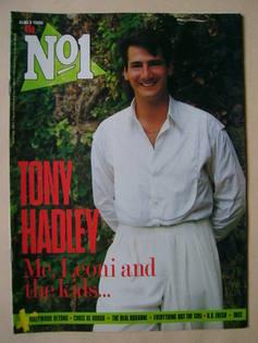 <!--1986-08-02-->No 1 Magazine - Tony Hadley cover (2 August 1986)