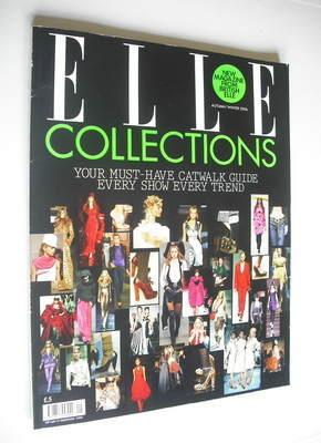 <!--2006-09-->British Elle Collections magazine (Autumn/Winter 2006)