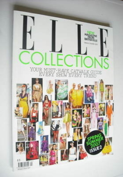 British Elle Collections magazine (Spring/Summer 2007)