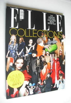 <!--2008-09-->British Elle Collections magazine (Autumn/Winter 2008)