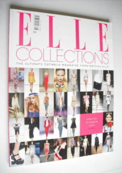 British Elle Collections magazine (Spring/Summer 2009)