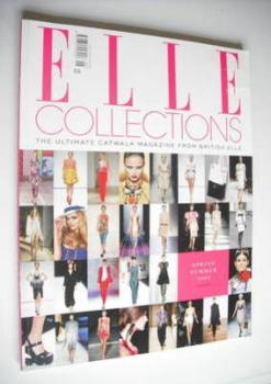 British Elle Collections magazine (Spring/Summer 2009)