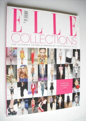 <!--2009-04-->British Elle Collections magazine (Spring/Summer 2009)