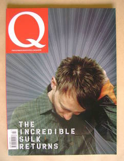 <!--2003-07-->Q magazine - Thom Yorke cover (July 2003)