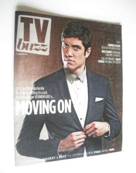 TV Buzz magazine - Vernon Kay cover (11 February 2012)