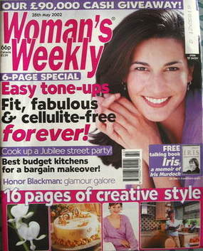<!--2002-05-28-->Woman's Weekly magazine (28 May 2002)