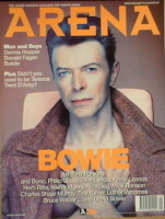 <!--1993-05-->Arena magazine - May/June 1993 - David Bowie cover