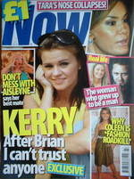 <!--2006-07-12-->Now magazine - Kerry Katona cover (12 July 2006)