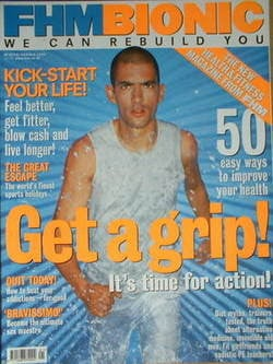 FHM Bionic magazine (Winter/Spring 2000)
