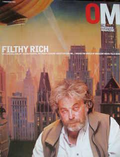 <!--2002-11-03-->The Observer Magazine - Felix Dennis cover (3 November 200