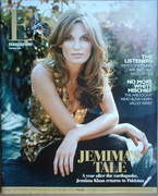 <!--2006-10-06-->Evening Standard magazine - Jemima Khan cover (6 October 2