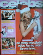 Celebs magazine - Mariah Carey cover (11 December 2005)