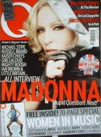 <!--2008-05-->Q magazine - Madonna cover (May 2008)