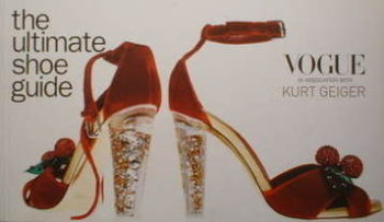British Vogue supplement - The Ultimate Shoe Guide (2003)