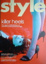 <!--2006-08-27-->Style magazine - Killer Heels cover (27 August 2006)