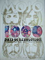 MOJO Special Limited Edition magazine - The Beatles 1000 Days Of Revolution
