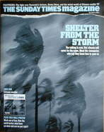 <!--2007-11-04-->The Sunday Times magazine - Shelter From The Storm cover (