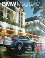BMW car magazine - Autumn 2007