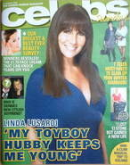 <!--2008-01-13-->Celebs magazine - Linda Lusardi cover (13 January 2008)