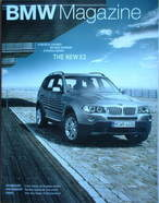 BMW car magazine - Autumn 2006