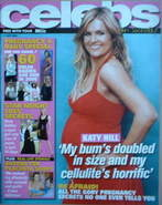 <!--2006-05-21-->Celebs magazine - Katy Hill cover (21 May 2006)