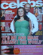 <!--2008-02-03-->Celebs magazine - Kerry Katona & Mark Croft cover (3 Febru