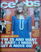 <!--2008-02-17-->Celebs magazine - Samia Smith cover (17 February 2008)