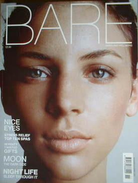 <!--2000-11-->BARE magazine - November/December 2000 - Issue 2